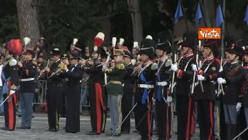 2 - 4 novembre, le celebrazioni per la festa delle Forze Armate all'Altare della Patria