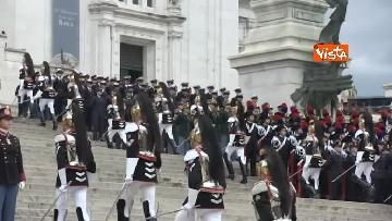 13 - 4 novembre, le celebrazioni per la festa delle Forze Armate all'Altare della Patria
