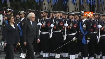 4 - 4 novembre, le celebrazioni per la festa delle Forze Armate all'Altare della Patria