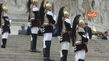 6 - 4 novembre, le celebrazioni per la festa delle Forze Armate all'Altare della Patria