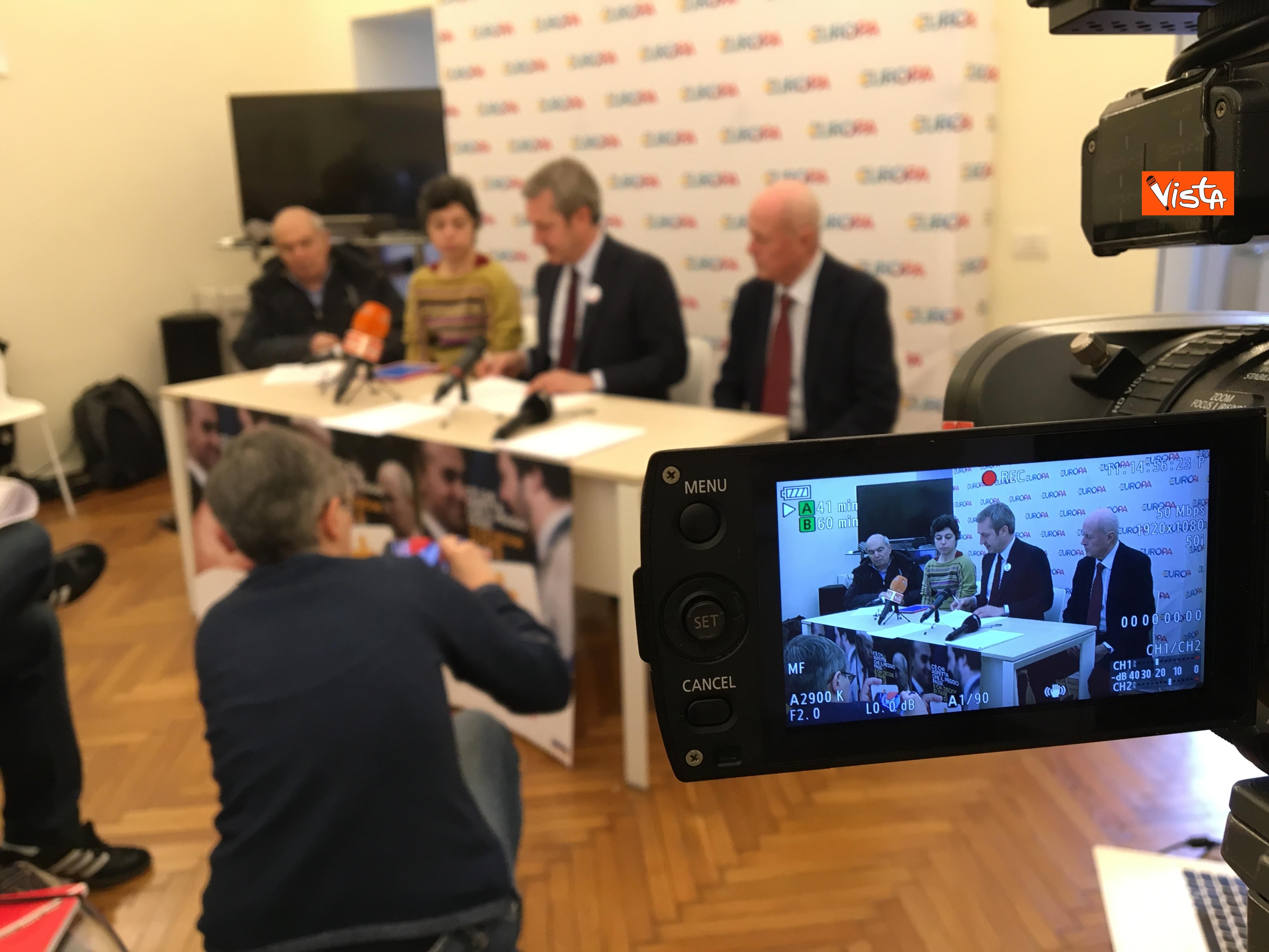 21-01-19 Europa la conferenza di presentazione del Congresso a Milano_Spadaccia_Manzi_Della Vedova_Tabacci_01