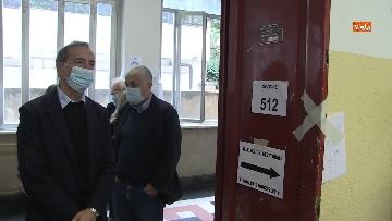 1 - Il sindaco di Milano Sala al voto per le amministrative. Le foto