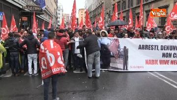 25 - Manifestazione Si Cobas a Roma