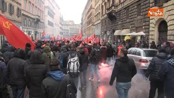 3 - Manifestazione Si Cobas a Roma