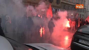 7 - Manifestazione Si Cobas a Roma