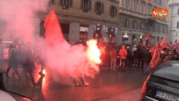 5 - Manifestazione Si Cobas a Roma