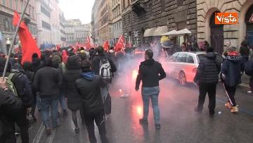 4 - Manifestazione Si Cobas a Roma
