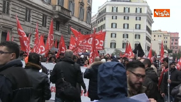 12 - Manifestazione Si Cobas a Roma