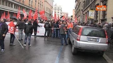 17 - Manifestazione Si Cobas a Roma