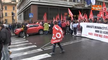 21 - Manifestazione Si Cobas a Roma