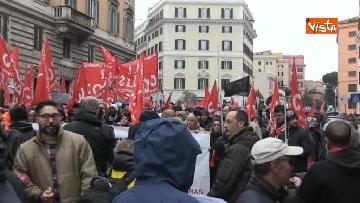 11 - Manifestazione Si Cobas a Roma