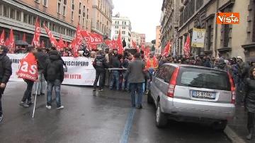 18 - Manifestazione Si Cobas a Roma