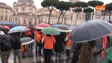 29 - Manifestazione Si Cobas a Roma