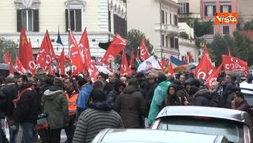 16 - Manifestazione Si Cobas a Roma