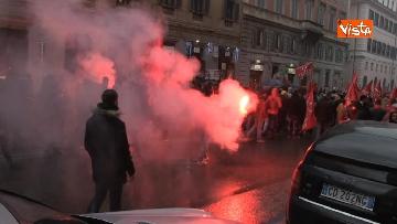 6 - Manifestazione Si Cobas a Roma