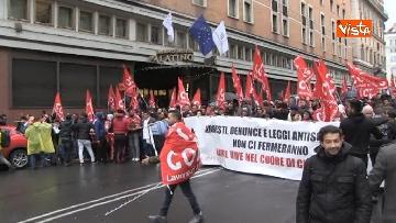 20 - Manifestazione Si Cobas a Roma