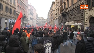 2 - Manifestazione Si Cobas a Roma