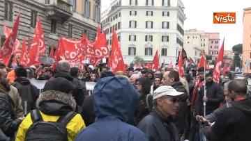 10 - Manifestazione Si Cobas a Roma