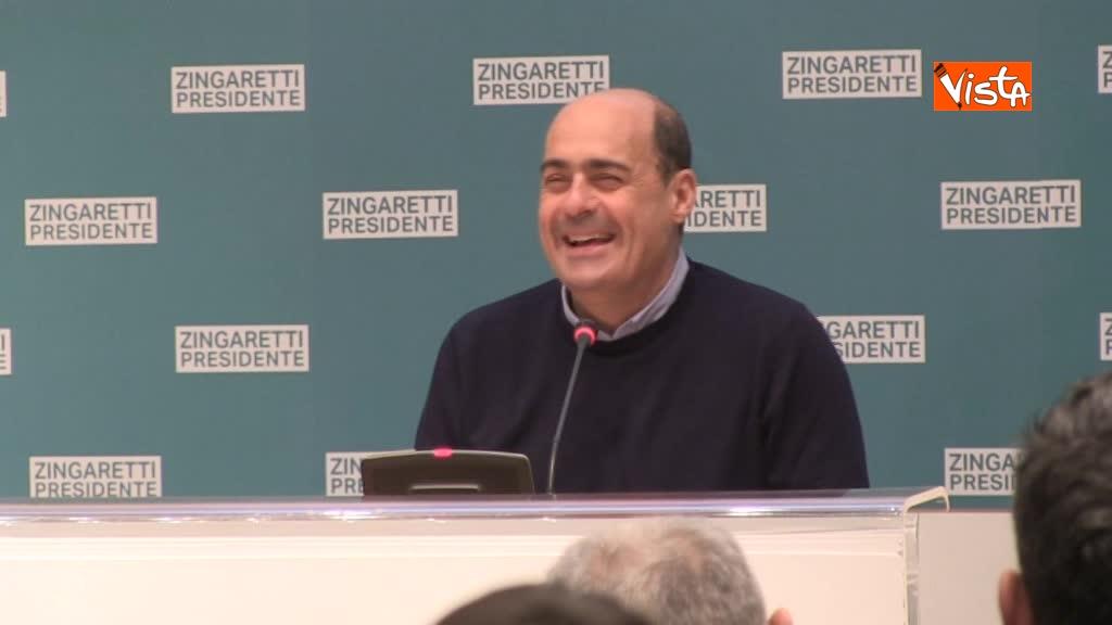 06-03-18 Zingaretti io segretario Pd Per prossimi 5 anni faro' Presidente di Regione 01_083197633828492656145