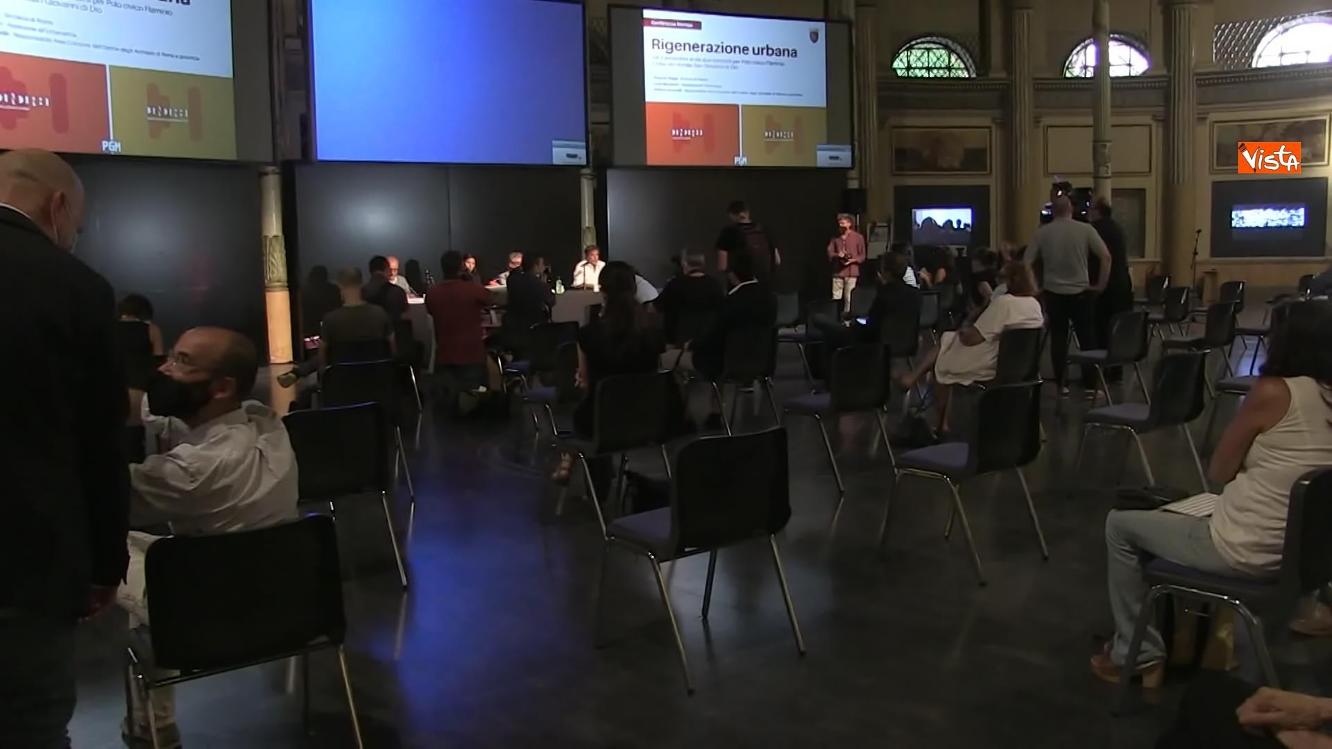 27-08-20 Al via concorsi per rigenerazione urbana a Roma, la presentazione con la Raggi_06