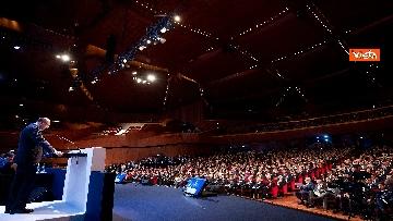 5 - Mattarella, Conte, Casellati e Fico ad Assemblea Confindustria