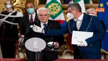1 - Crisi, Mattarella: