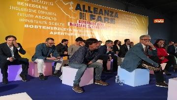 7 - Zingaretti lancia l Alleanza del fare in vista delle amministrative del 10 giugno