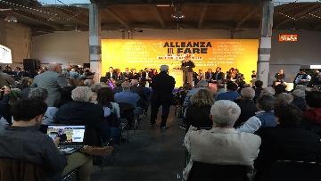 5 - Zingaretti lancia l Alleanza del fare in vista delle amministrative del 10 giugno