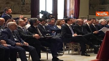 1 - Inail, la presentazione del rapporto alla Camera con Conte e Fico  immagini