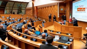 3 - Giorno del Ricordo Mattarella con Casellati e Fico alla cerimonia a Montecitorio