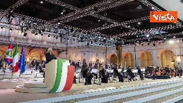 3 - Mattarella al concerto per i 700 anni dalla morte di Dante, le immagini