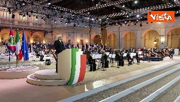 6 - Mattarella al concerto per i 700 anni dalla morte di Dante, le immagini