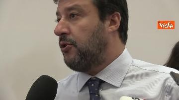9 - 28-10-19 Salvini e Tesei in conferenza il giorno dopo il voto in Umbria