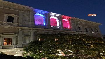 14 - 14 Luglio all'Ambasciata francese, i festeggiamenti