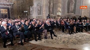 10 - Italia-Cina, Mattarella incontra ambasciatore cinese in Italia Li Junhua