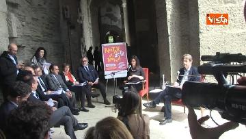 8 - La Sindaca Raggi presenta le iniziative per il Natale di Roma