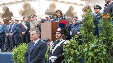 4 - 25 aprile, Casellati a Padova per le celebrazioni della Festa della Liberazione