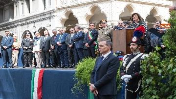 5 - 25 aprile, Casellati a Padova per le celebrazioni della Festa della Liberazione