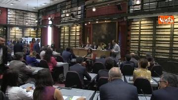 6 - Il Ministro dei Trasporti Toninelli in audizione a Montecitorio