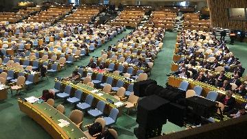 3 - 26-09-18 Onu, 73esima Assemblea generale immagini dibattito
