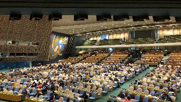2 - 26-09-18 Onu, 73esima Assemblea generale immagini dibattito