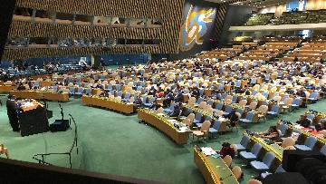 4 - 26-09-18 Onu, 73esima Assemblea generale immagini dibattito