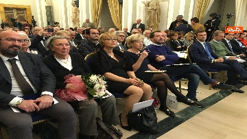 3 - Forum associazioni familiari con Salvini immagini
