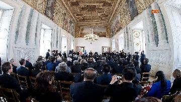 15 - Il Presidente della Repubblica cinese Xi Jinping al Quirinale