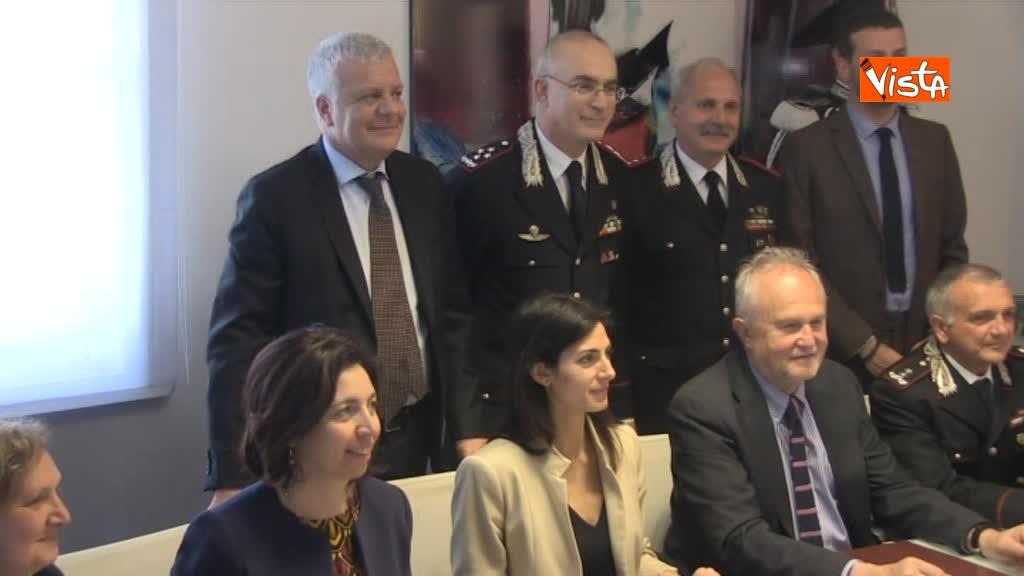 19-04-18 Immagini firma protocollo intesa Ministero Roma Capitale_06