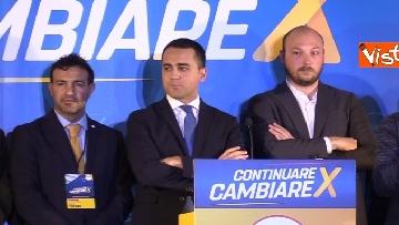 3 - Di Maio presenta i candidati M5s a Milano