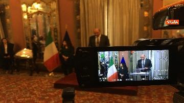 2 - Cerimonia del Ventaglio al Senato con Casellati immagini