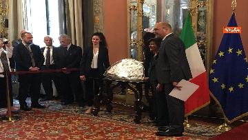 14 - Cerimonia del Ventaglio al Senato con Casellati immagini