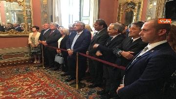 3 - Cerimonia del Ventaglio al Senato con Casellati immagini