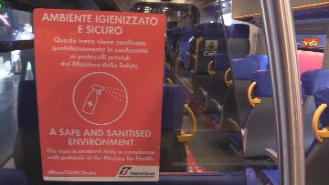 7 - Fase 2 alla Stazione Termini di Roma tra percorsi differenziati e sedute distanziate